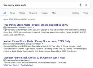 Penny Stock Alerts: A Cautious Look - TrendSpider Blog